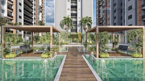 Apartamento Em Indianópolis, Caruaru/pe De 52m² 2 Quartos À Venda Por R$ 216.000,00 - Ap978364