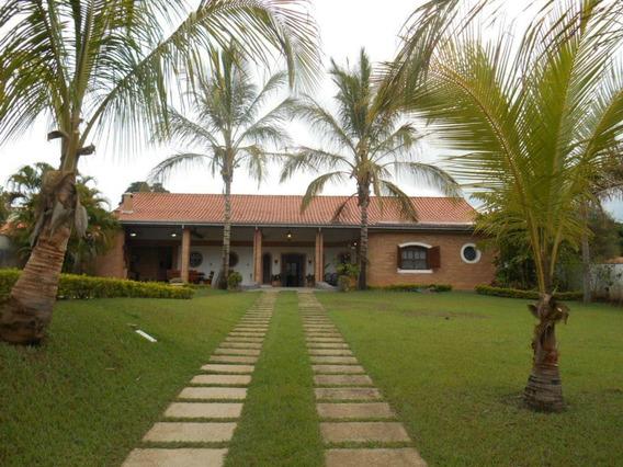 Casa De Condomínio À Venda, 4 Quartos, 8 Vagas, Condomínio Santa Inês - Itu/sp - 6812