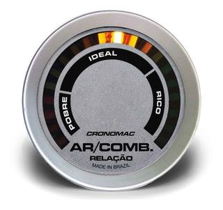 Manômetro Hallmeter 52mm Comum Racing