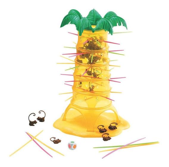 Monos Locos Mattel Juego De Mesa 52563 Niños Juguete