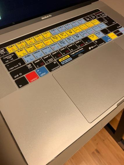 Atalhos Teclado Serato Dj Macbook Com Touchbar