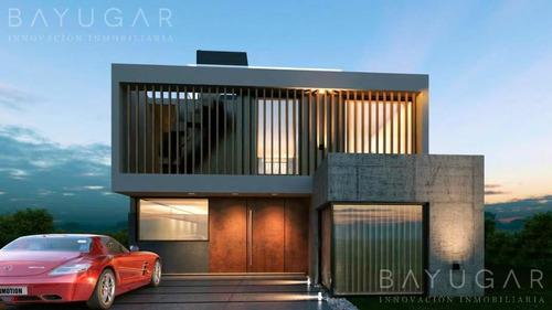 Imagen 1 de 7 de Venta | Moderna Casa En Construcción | Bayugar Negocios Inmobiliarios