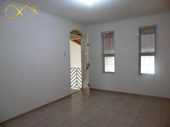 Casa Térrea Para Alugar, 55 M² - Vila Monte Alegre Iv - Paulínia/sp - Ca1788