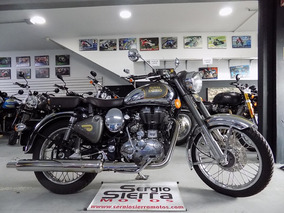 Royal Enfield Classic500 Gris 2017