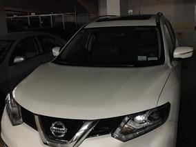Nissan X-trail Exclusive 2.5l 4x4 2017 Blanco 10.000km