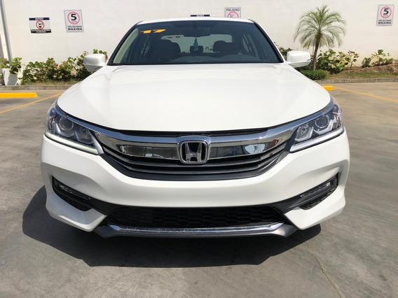 Honda Accord Exl V6 2017