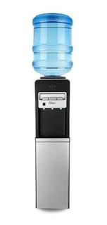 Dispensador De Agua Oster Os-wda3200 - De Piso- Plateado