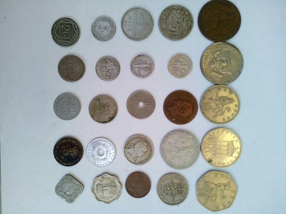 Monedas De Catalago Elegir 3 X 685$