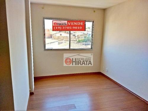Apartamento Residencial À Venda, Jardim Boa Esperança, Campinas. - Ap2082