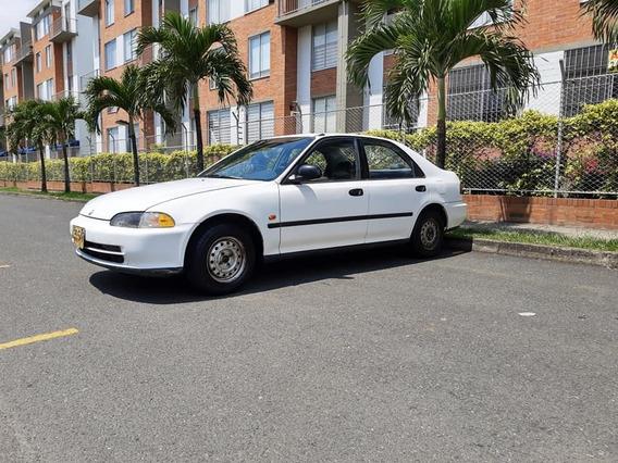 Honda Civic Sedan 1.500 Cc