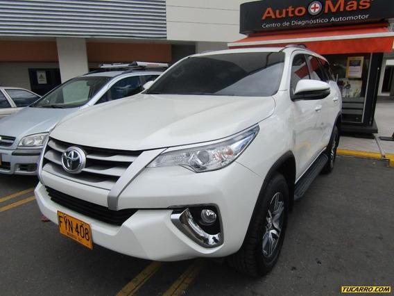 Toyota Fortuner Ex 2.4 At