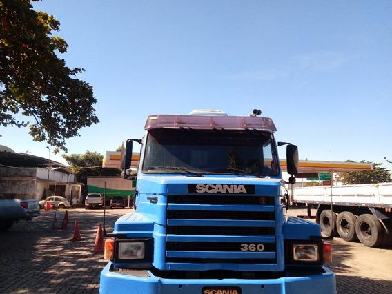 Scania T 113 H Top Line 1995 Conjunto 100,000,00