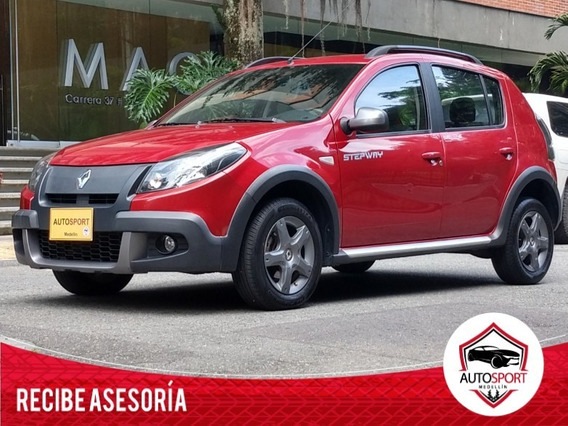 Renault Sandero Stepway Dynamique - Autosport Medellín
