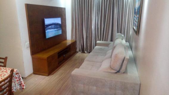 Apartamento Em Tatuapé, São Paulo/sp De 64m² 3 Quartos À Venda Por R$ 320.000,00 - Ap449689
