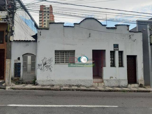 Imagem 1 de 6 de Casa Com 5 Dormitórios À Venda Por R$ 795.000 - Centro - Mogi Das Cruzes/sp - Ca5940
