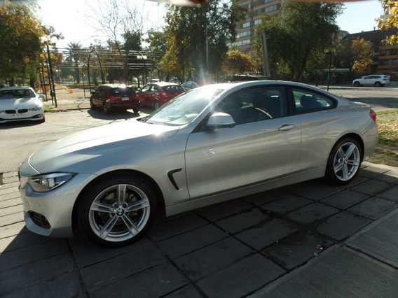 Bmw 420 2.0 Coupe At 2018