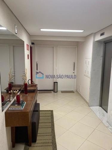 Sala Comercial Com Renda Metrô Santa Cruz  - Bi27225