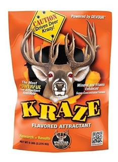 Whitetail Instituto Kraze Deer Atrayente
