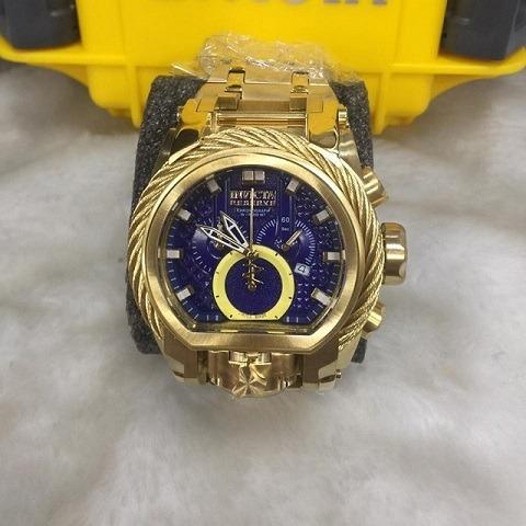 Relógio Relógio Invicta Zeus Bolt Magnum V/ Cores Brilhante