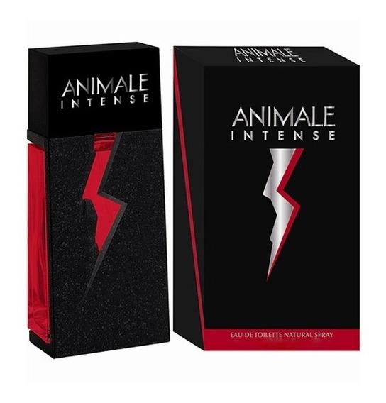 Perfume Animale Intense For Men Edt 100 Ml C/ Selo Adipec
