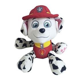 Boneco De Pelúcia Marshall Patrulha Canina Brinquedos Bebês