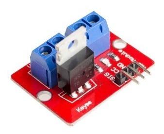 Módulo Mosfet Irf520 Driver Controlador P/ Motor Dc Arduino