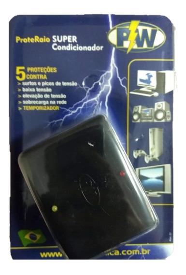 Protetor Contra Queda De Energia Eletrônicos 127v Com Nf