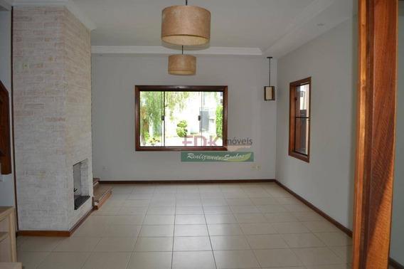 Sobrado Com 3 Dormitórios À Venda, 280 M² Por R$ 790.000 - Campos Do Conde Versailles - Tremembé/sp - So0613
