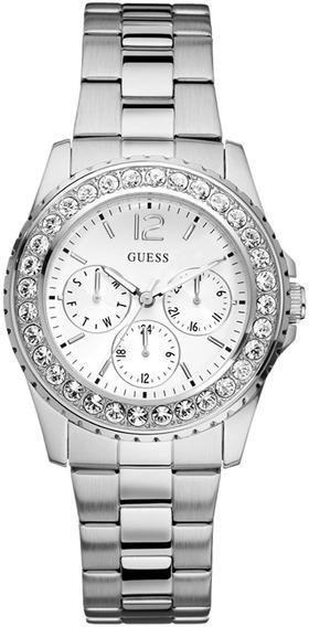 Relógio Guess U11052l1 Original E Novo