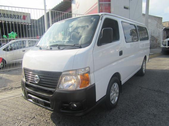 Nissan Urvan 2013 15 Pasajeros
