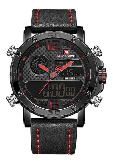 Relógio Masculino Naviforce Nf9134 Esportivo Extremamente