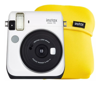 Cámara Instantánea Fujifilm Instax Mini 70 Blanco