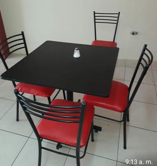 Vendo Restaurante Menaje Completo
