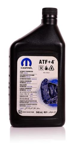 Aceite Transmisión Automática Atf+4 Original Mopar 946 Ml.