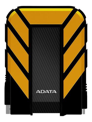 Adata Disco Duro Externo 1tb Portatil Hd710 Pro Amarillo