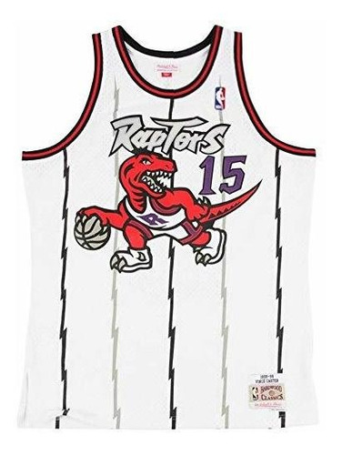 Vince Carter Toronto Raptors Mitchell Y Ness Hombres