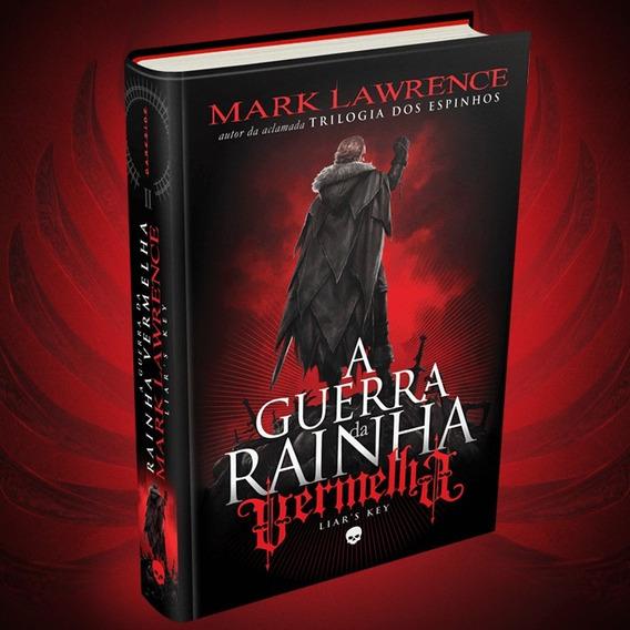 Livro The Liar´s Key A Guerra Da Rainha Vermelha Vol 2