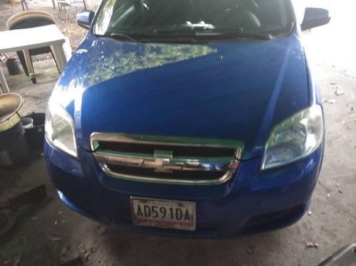 Imagen 1 de 4 de Chevrolet Aveo Lt 2011