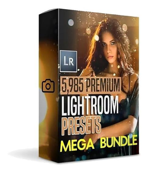 Mega Colección +5900 Presets Lightroom Única Mas Completa!!!
