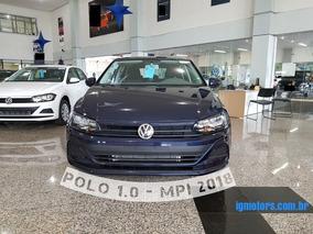 Vw - Volkswagen Polo 1.0 Flex 17/18 $50.900,00