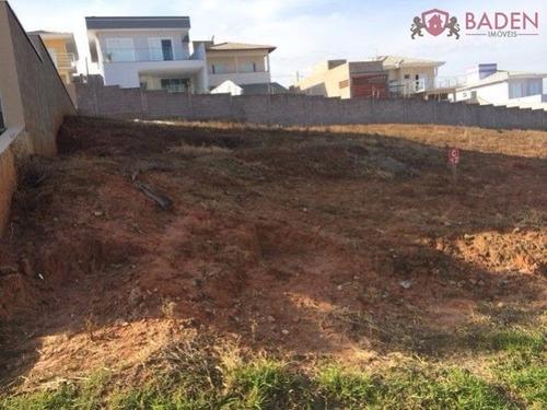 Terreno Residencial Em Valinhos - Sp, Loteamento Residencial Santa Gertrudes - Te00011