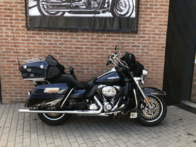 Harley Davidson Electra Glide Ultra Limited 2013 Com 25000km