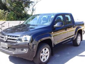 Amarok 2014 Diesel Trendline 4x4 Linda Toda Original Cd