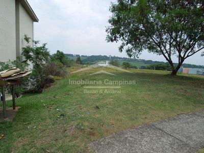 Terreno Á Venda E Para Aluguel Em Loteamento Alphaville Campinas - Te003385