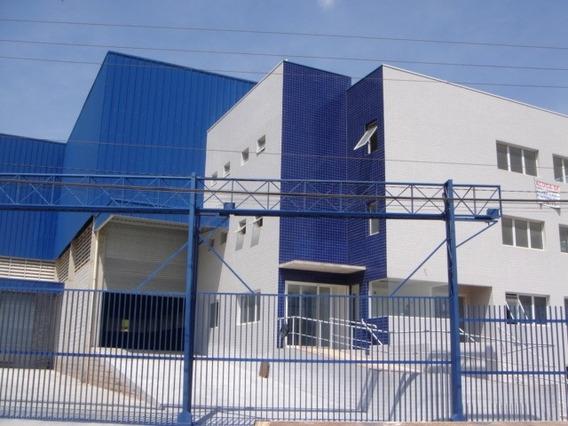 Galpão Ótima Localização Jandira - Sp - Centro - 2502_aluguel