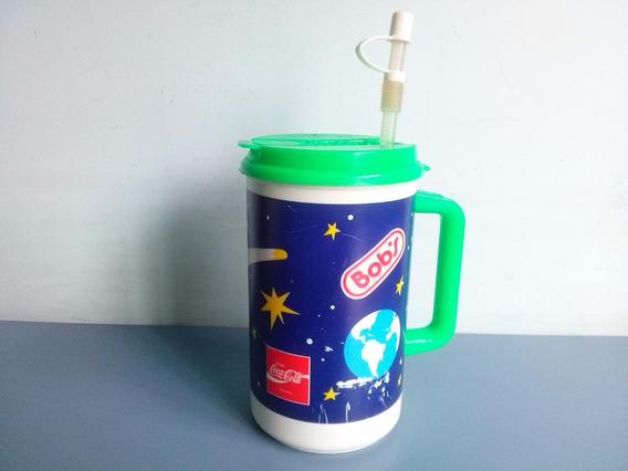 Antiga Caneca / Squeeze Coca Cola / Bob`s
