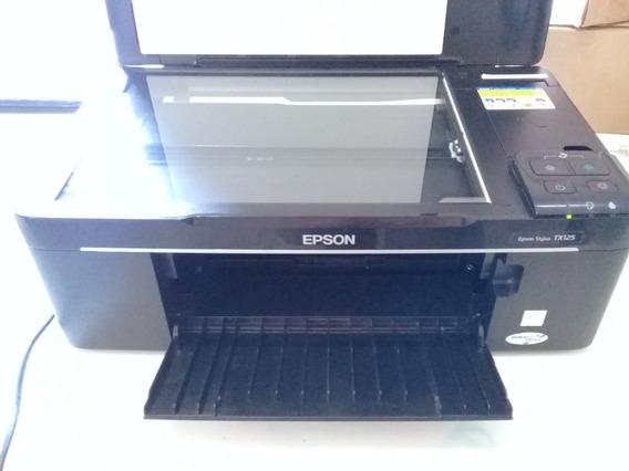 Epson Tx125 Para Retirar Peças