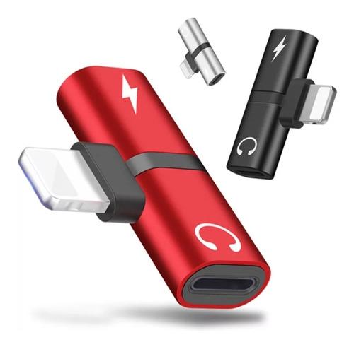 Adaptador Doble Lightning Para iPhone