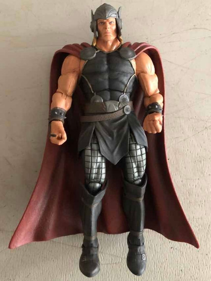 Figura The Mighty Thor Diamond Select Tipo Marvel Legends