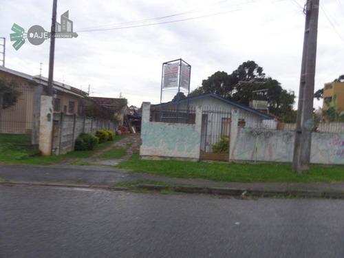 Terreno Padrão Em Curitiba - Pr - Te0001_ric